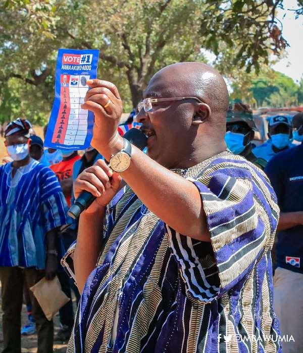 The north has seen through Mahama's tribal politics—Bawumia