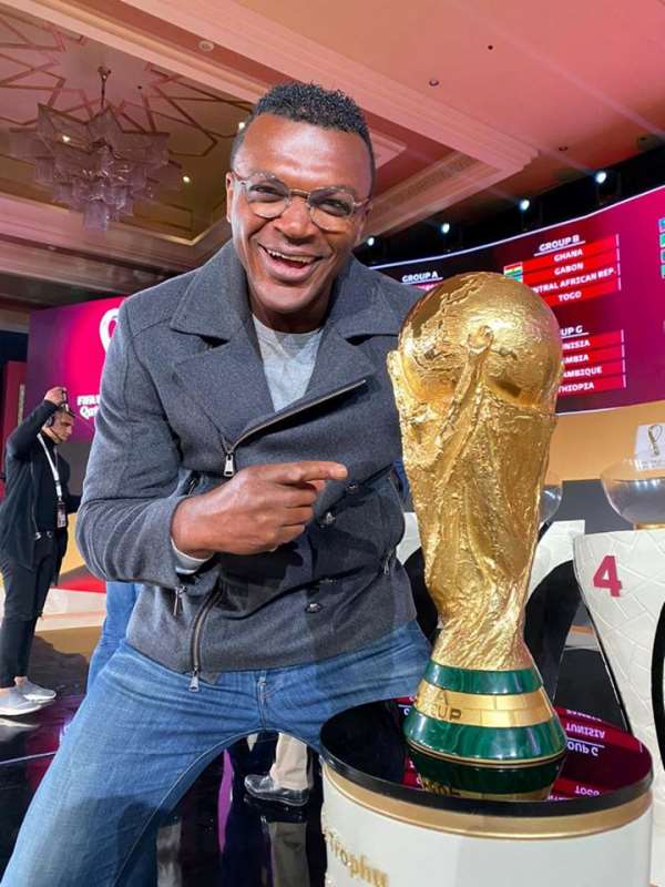 2022 WCQ: Marcel Desailly Expects A Tough Game Between Ghana And South Africa