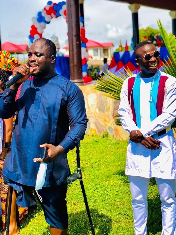 NPP Youth Wing in Oti Region pledges support for Minister-designate Joshua Makubu