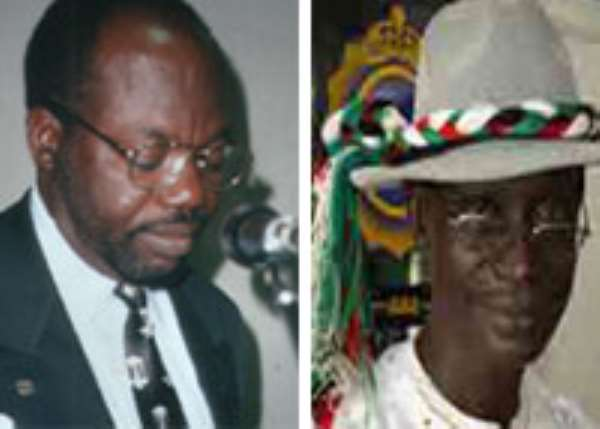 Aftermath of war of words NDC Chairman drags fm station to court