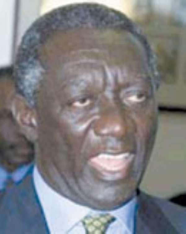 NPP youth congratulates Kufuor