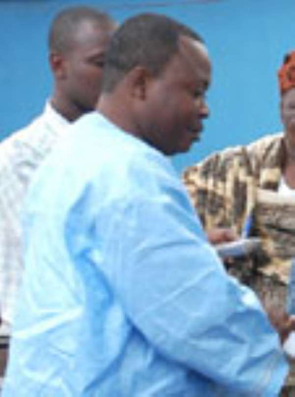 Anlo Traditional Council rescues people of Afiadenyigba- Donates ¢50m to help establish electrification project