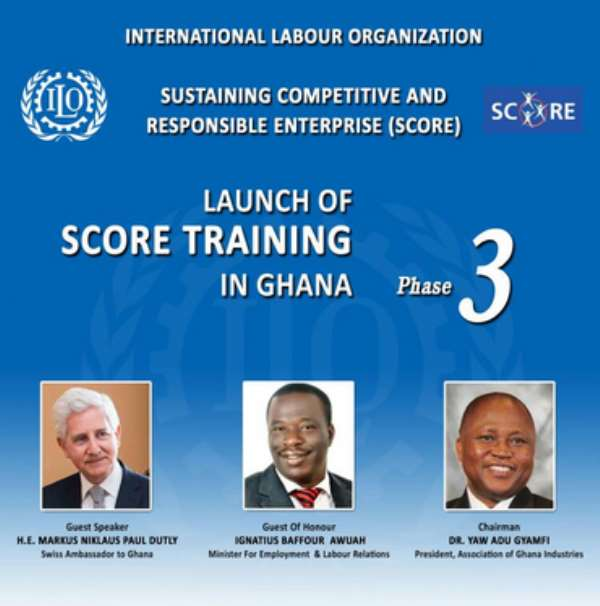 ILO Programme Increasing Productivity In SMEs By Up To 50%, Enters Third Phase