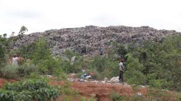 Kpone Landfill Site Faces Closure Over Health Hazards
