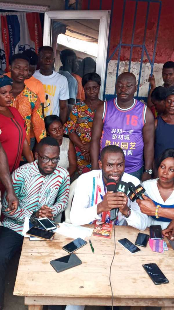 Sunyani West Constituency calls for Bernard Oduro Takyi as NPP MP