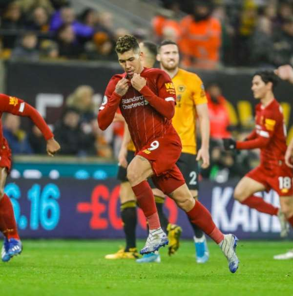 Late Firmino Winner Sends Liverpool 16 Points Clear