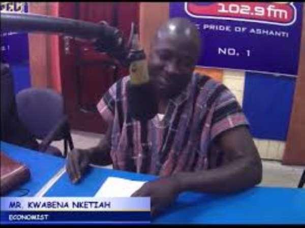 Kumasi Decongestion Politics: Economist Urges Traditional Council To Take Over Exercise