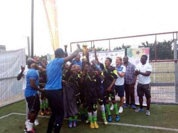 Lizzy Sports Academy Wins Ghana Edition Of DIFC