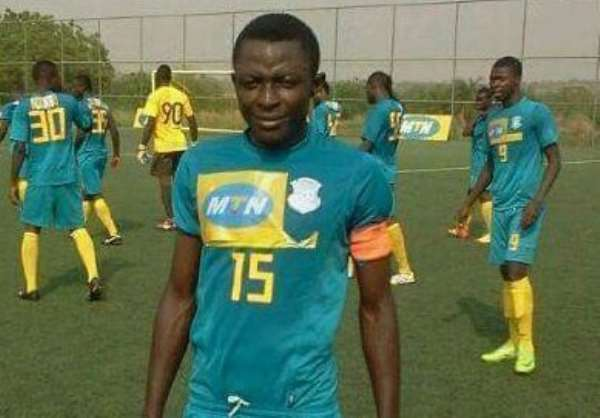 Wa All Stars Captain Hafiz Adams joins Aduana Stars