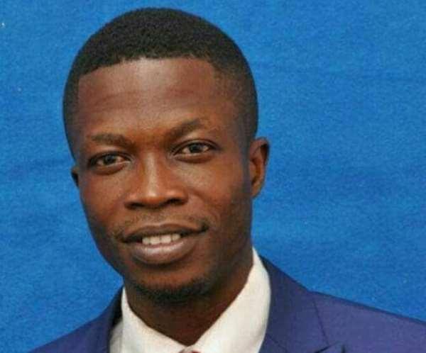 Samuel Agyekum, DCE for Sekyere Kumawu