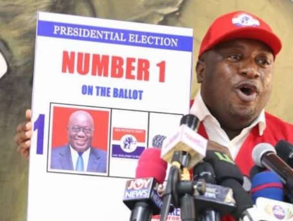 Akufo-Addo has performed well; renew his mandate – Nana B