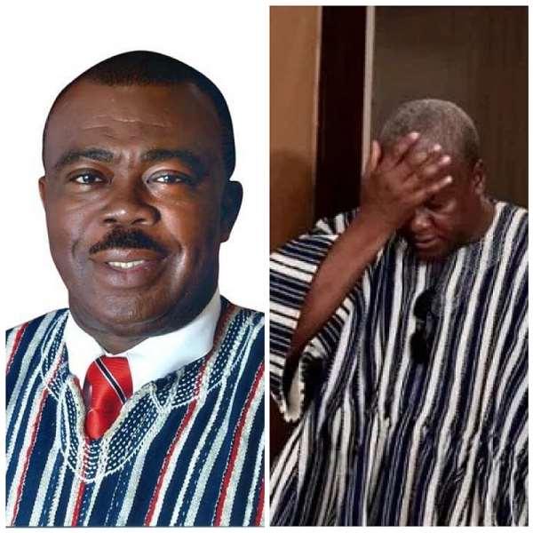 Mahama is like 'Kejetia Tutubotom', ignore him — Asabee to electorates