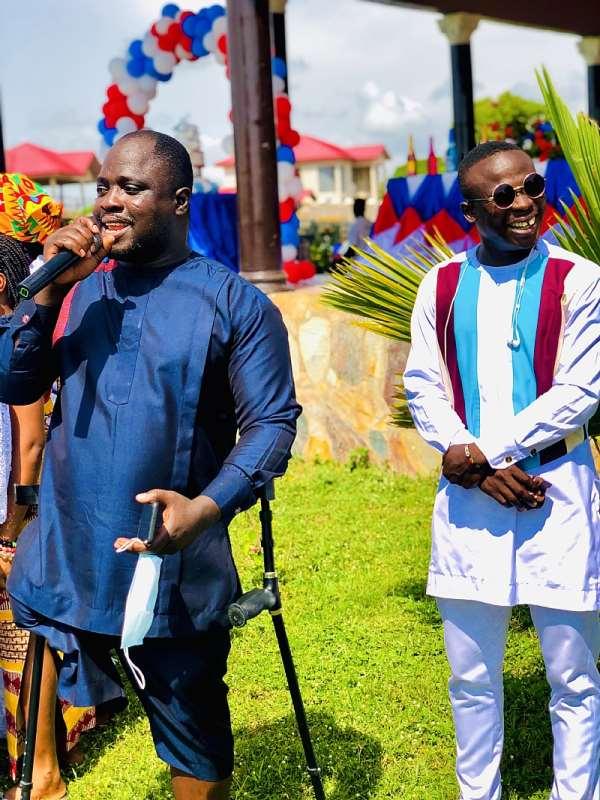 Oti Regional NPP Youth Wing congratulates Minister-desigante Joshua Makubu