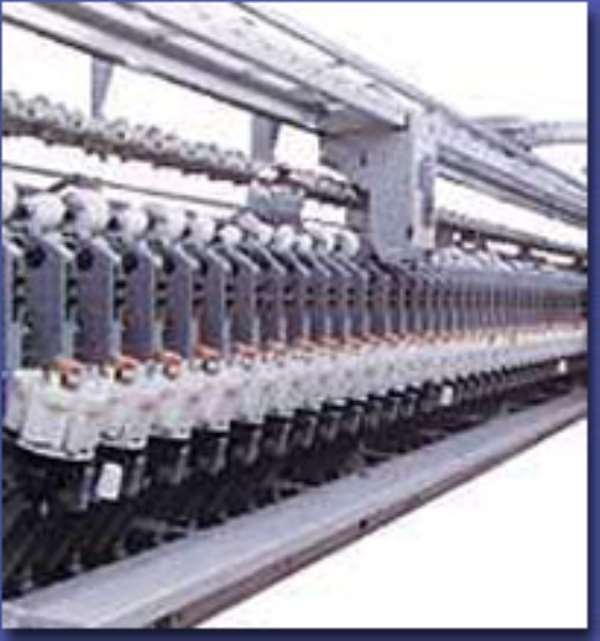UK Textile Company  begins operations
