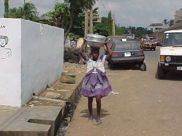 Combating Child Labour In Ghana