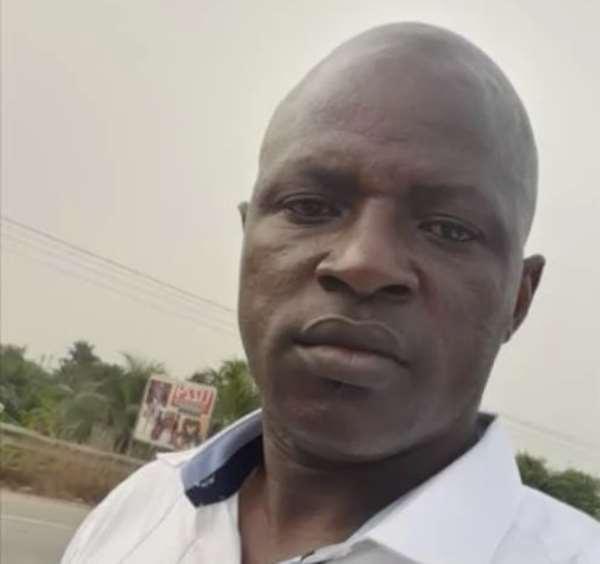 Samuel Akainyah