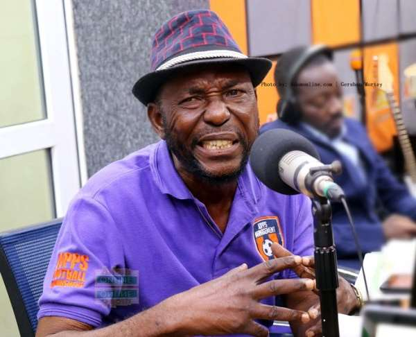Veteran coach, Josef Emmanuel Sarpong