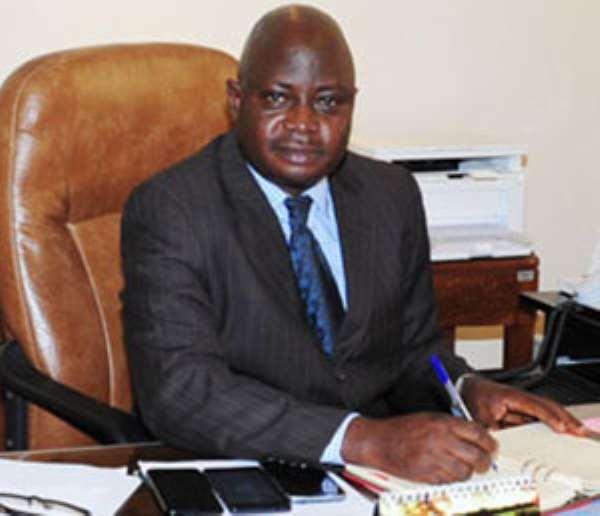 Ambassador Steven Yakubu