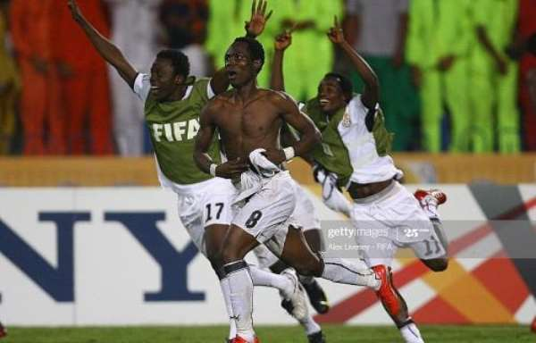 Agyemang Badu's viral penalty and the Fifa U-20 World Cup triumph