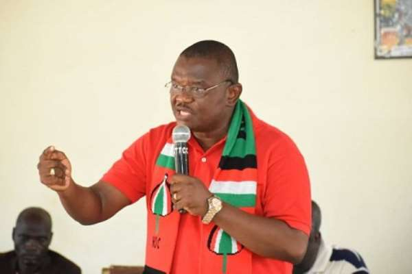 NDC was sidelined from planning and arrangement of Rawlings' funeral – Sylvester Mensah