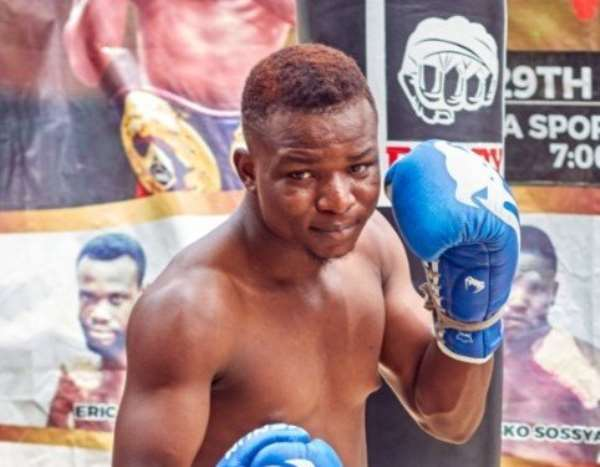 Hard-hitting 122-pound prospect Wasiru Mohammed signs with D&D Boxing