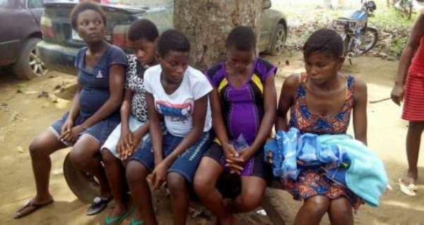 Back to school after delivery: The poverty dilemma in Assin South and Ajumako