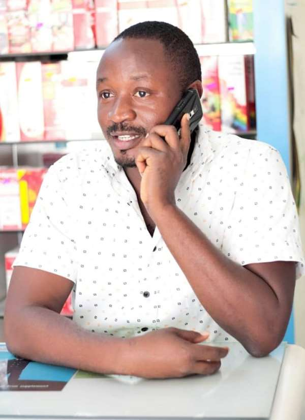 Stop stealing Mahama Projects - Akatsi south constituency NDC youth Organizer to President Akufo Addo