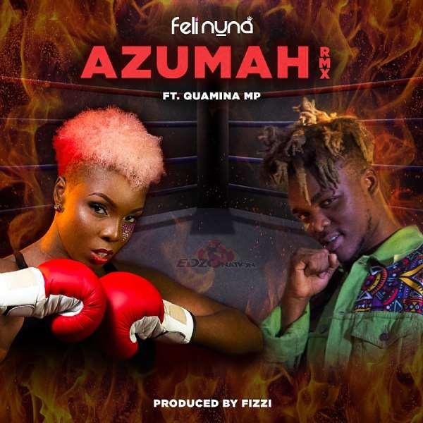 Feli Nuna celebrates plus-size women with stunning visuals for her latest, 'Azumah Remix' ft. Quamina MP