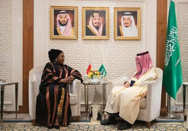 Ghana, Saudi Arabia Revives Bilateral Relations