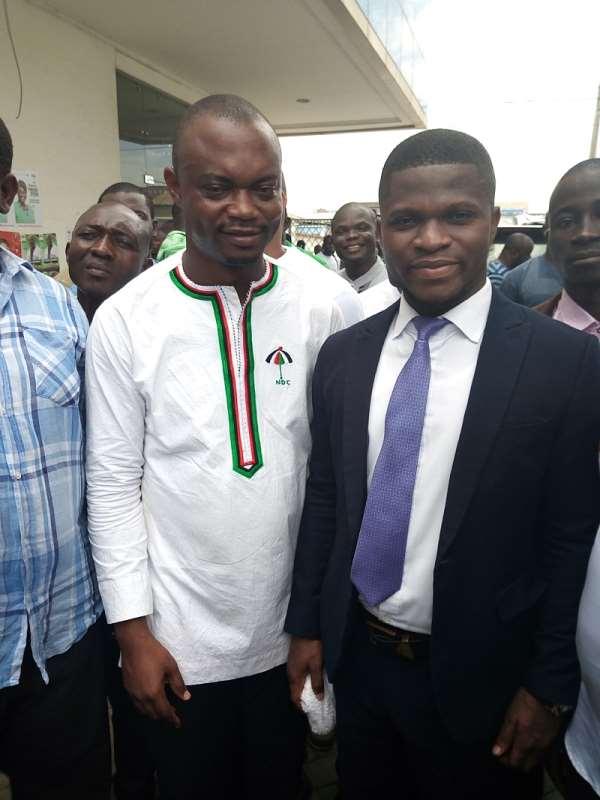 We Condemn The Unprovoked Arrest Of Sammy Gyamfi - Bono NDC