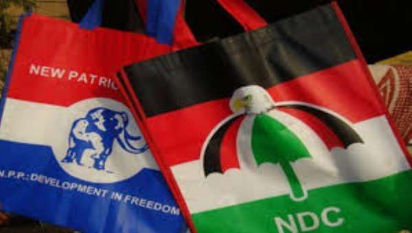Two Fingers In Thy Mouth, Five In Thy Rectum: The Chronicles Of Nana Addo, The NDC And The People