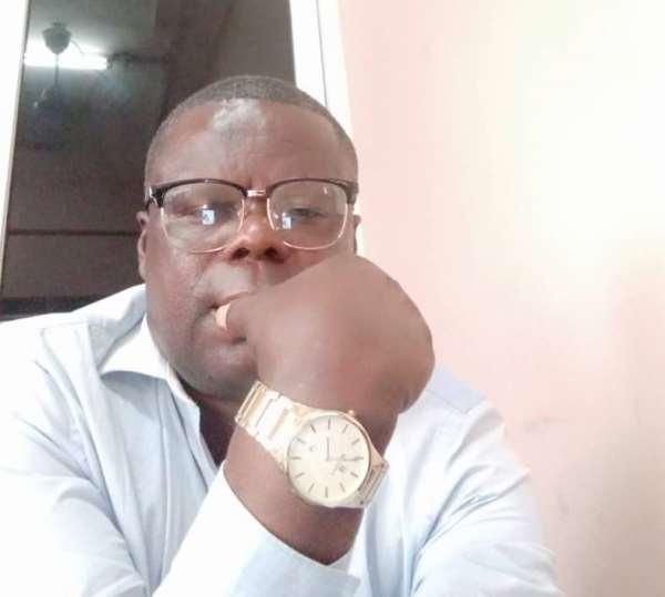 Mr Gyasi Acheampong