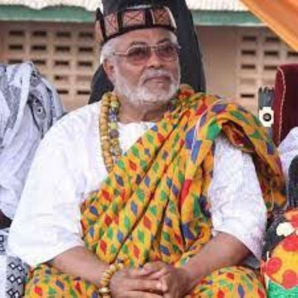 Anlo Traditional Area to organise another funeral for Rawlings