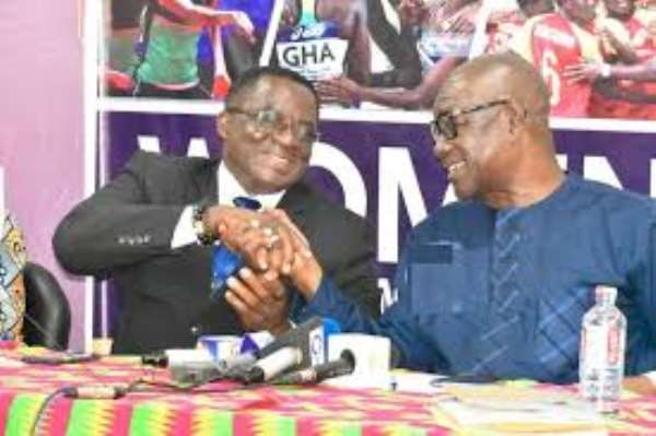 Changing current GOC officials before Olympic Games could cause problems - BT Baba