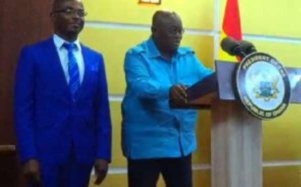 US Organization Congratulates The Central Regional Minister Designate