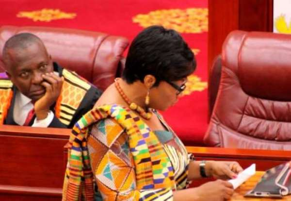 Parliament To Prioritise The Aged; Deprived Women & Children
