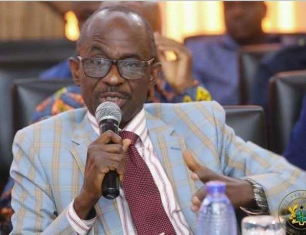 Akufo-Addo Using Police To Intimidate Sammy Gyamfi---General Mosquito