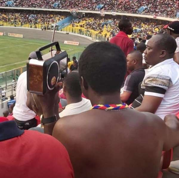 Hearts v Kotoko: Phobians Bag GH¢361,449 From Gate Proceeds After Deductions