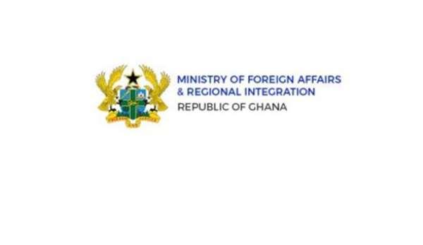 Coronavirus: Foreign Affairs Ministry Allays Fears Of Ghanaians