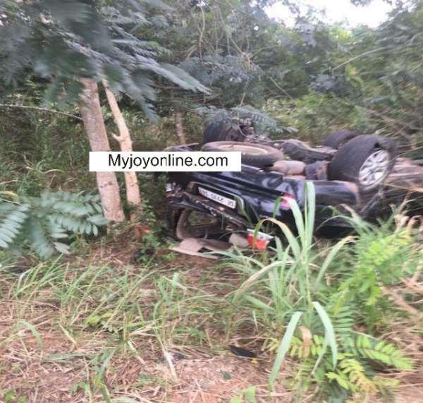 Volta: 2 Die In Road Crashes Daily