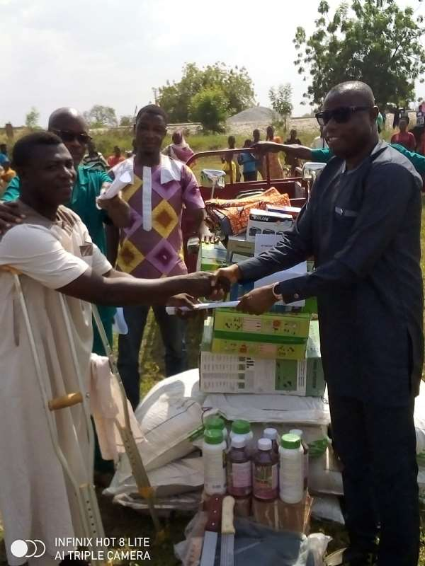 See Agriculture Beyond Farming To Feed The Household — Hon. Saeed Jebreel