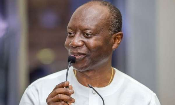 Ken Seeks Parliamentary Approval For GH¢15.6bn To Boost Financial Sector