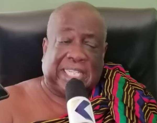 Sekyere East: Sack Your Liability DCE - Effiduase Omanhene To Akufo-Addo