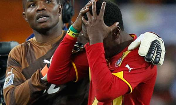 2010 Penalty Miss Still Haunts Me, Says Asamoah Gyan