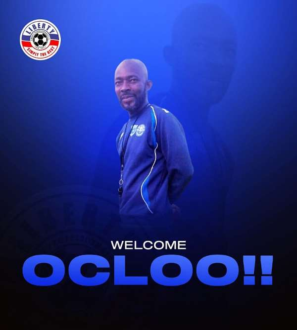 OFFICIAL: Liberty Professionals Name David Ocloo As New Head Coach