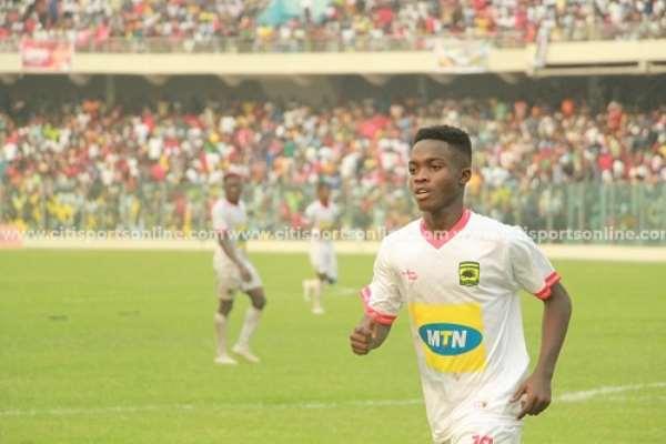 Kotoko Sensation Mathew Cudjoe Donates 50% Of Winning Bonus Against Hearts To Injured Fan