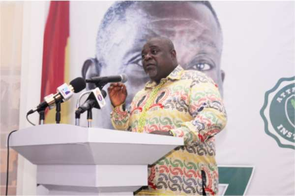 Koku Anyidoho Writes: Ghana Hungers And Thirsts For Righteousness To Rule