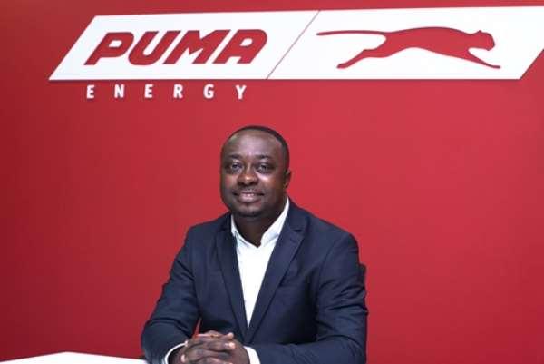 Henry Yaw Osei Is First Ghanaian Group Managing DirectorOf Puma Energy