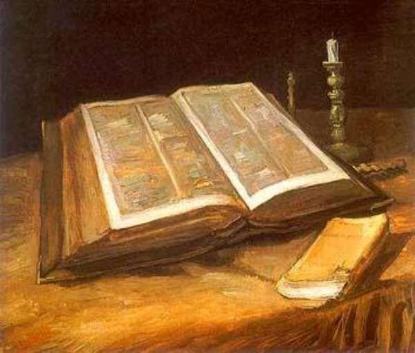 Christian books stuffed with cocaine