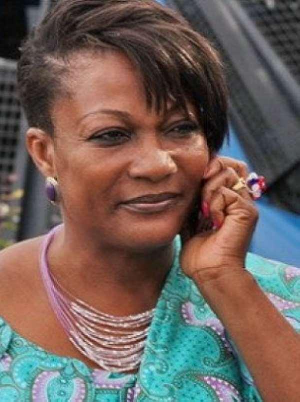 Madam Otiko Afisa Djaba faces Vetting Committee